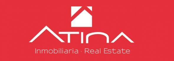 Imatge: Logotip Atina Immobiliària
