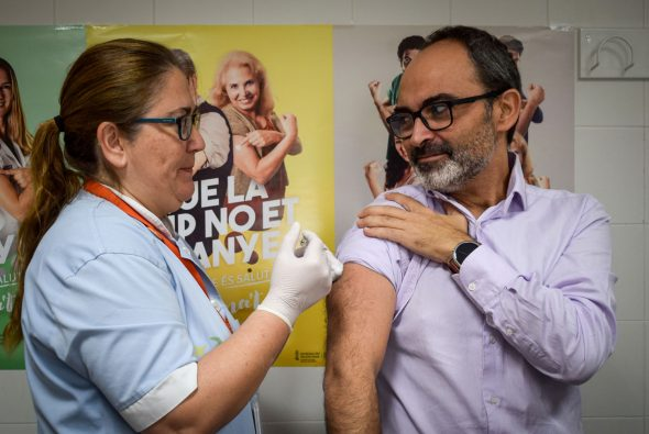 Image: Flu Vaccination Campaign