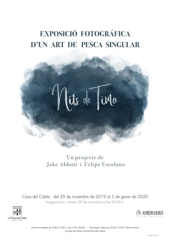 Afbeelding: Poster of the Nits Ink Exhibition