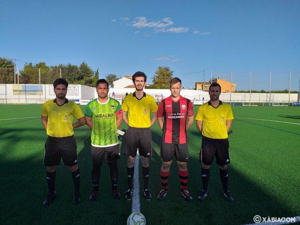 Imagem: CD Jávea- Alcàsser CF