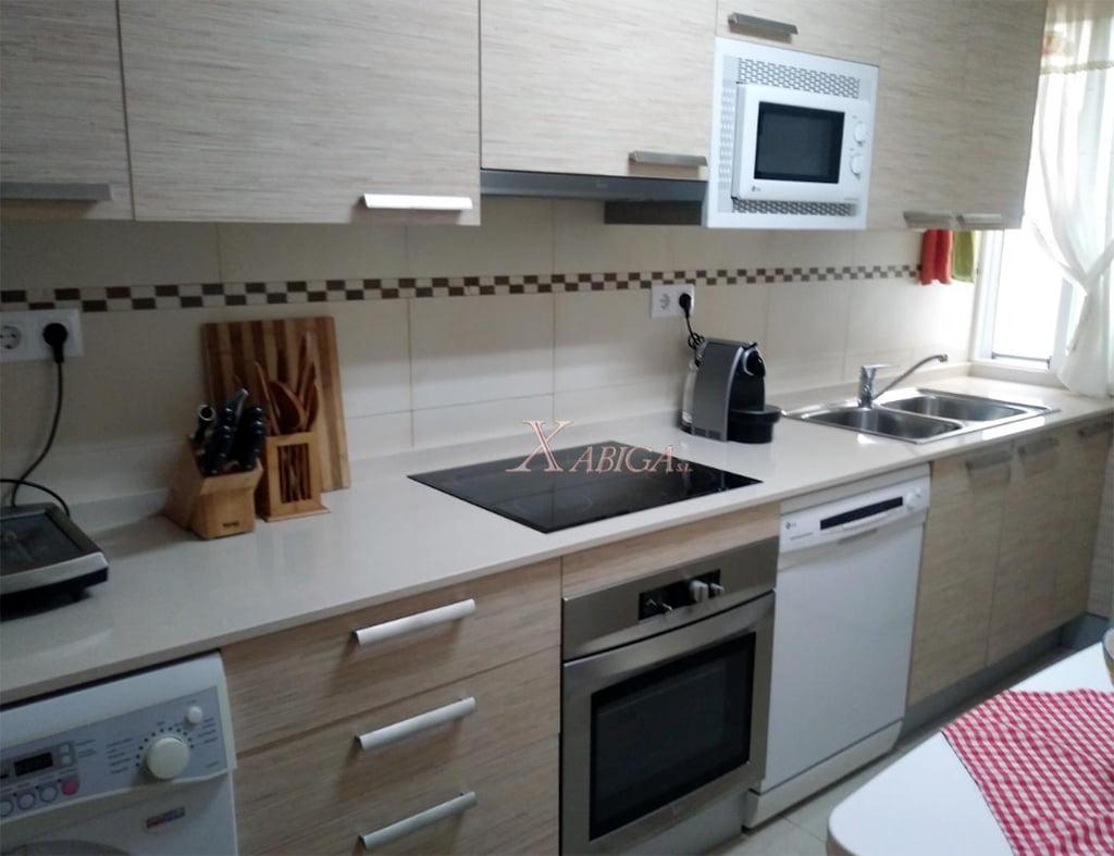 Cozinha Apartamento Renovado Puerto - Xabiga Inmobiliaria