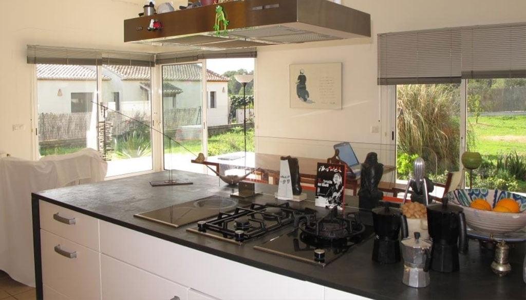 Cuina en una propietat en venda a Jávera - AR Luxury Living