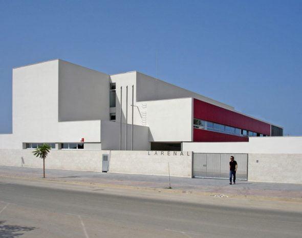 Imagen: Colegio Arenal de Xàbia