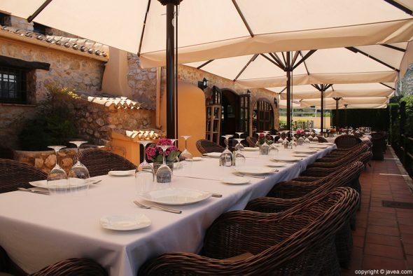 Imatge: Dinar Nadal - Restaurant Vall de Cavall