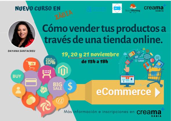 Imagen: Curso Venta productos online E-commerce