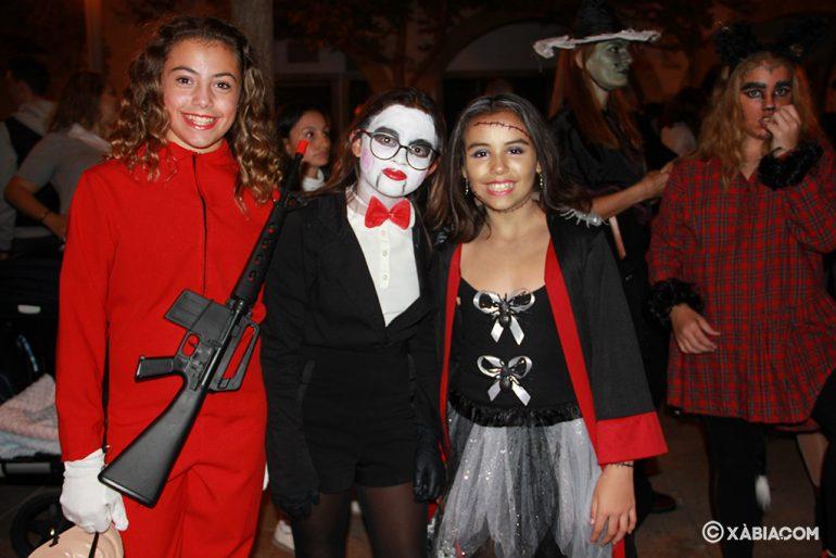 Desfile de Halloween 2019