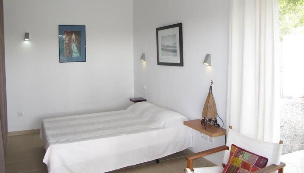Dormitori en una propietat en venda a Xàbia - AR Luxury Living