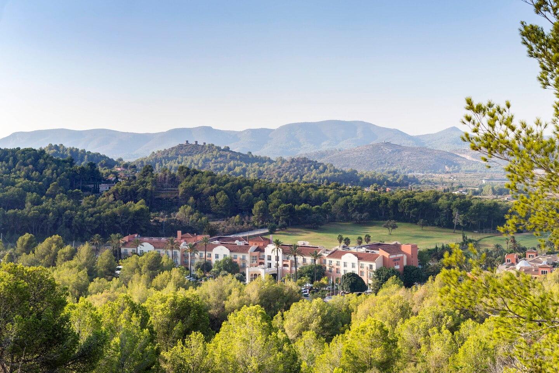 Außenansicht Hotel Dénia Marriott La Sella Golf Resort & Spa