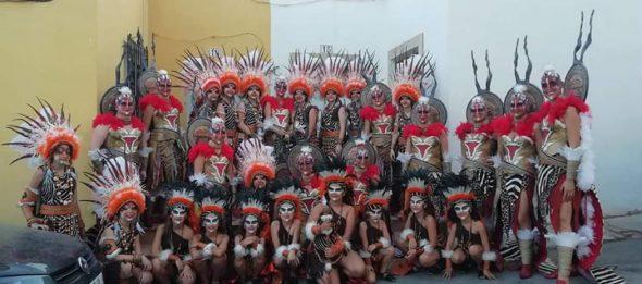 Imagen: Filà Xibia en 2019
