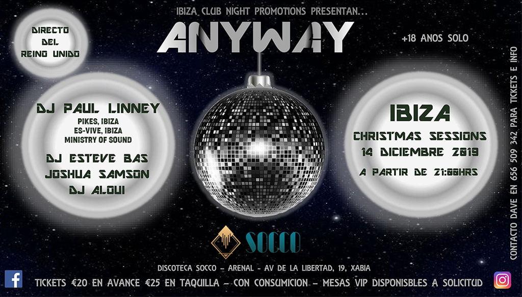 Evento Anyway en Socco Javea