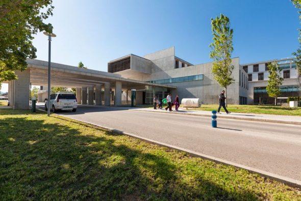 Imagen: Hospital de Dénia