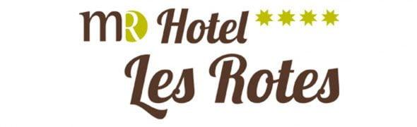 Imatge: Logotip de l'Hotel Les Rotes