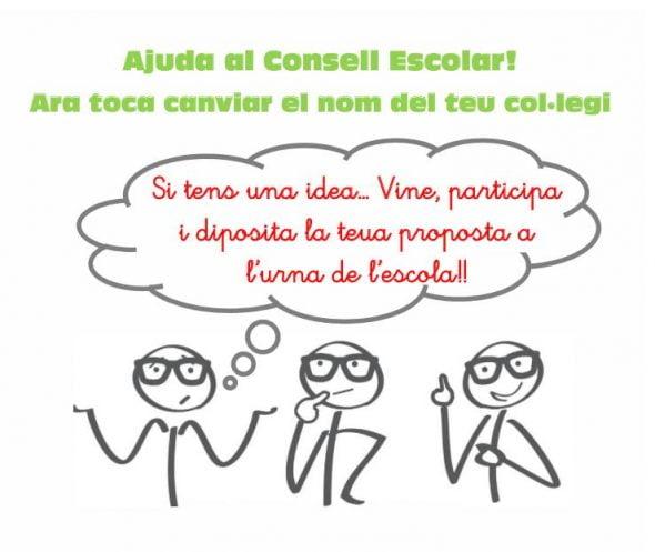 Изображение: инициатива по изменению названия школы Висенте Тена