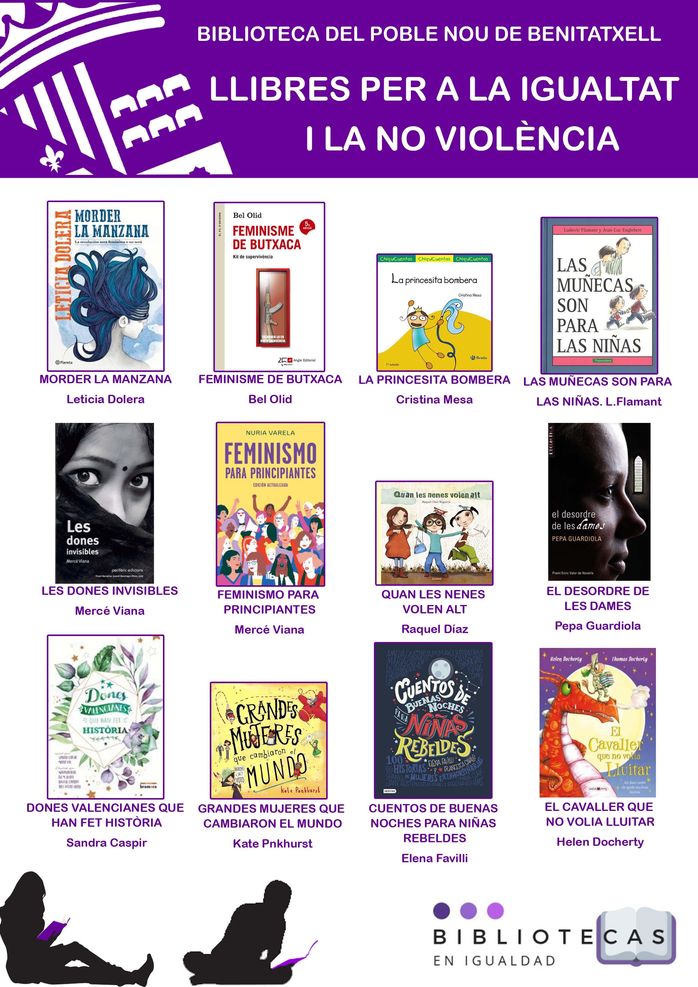 Boek over gelijkheid in Benitatxell