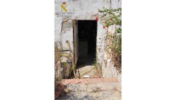 Imagen: Lugar del secuestro
