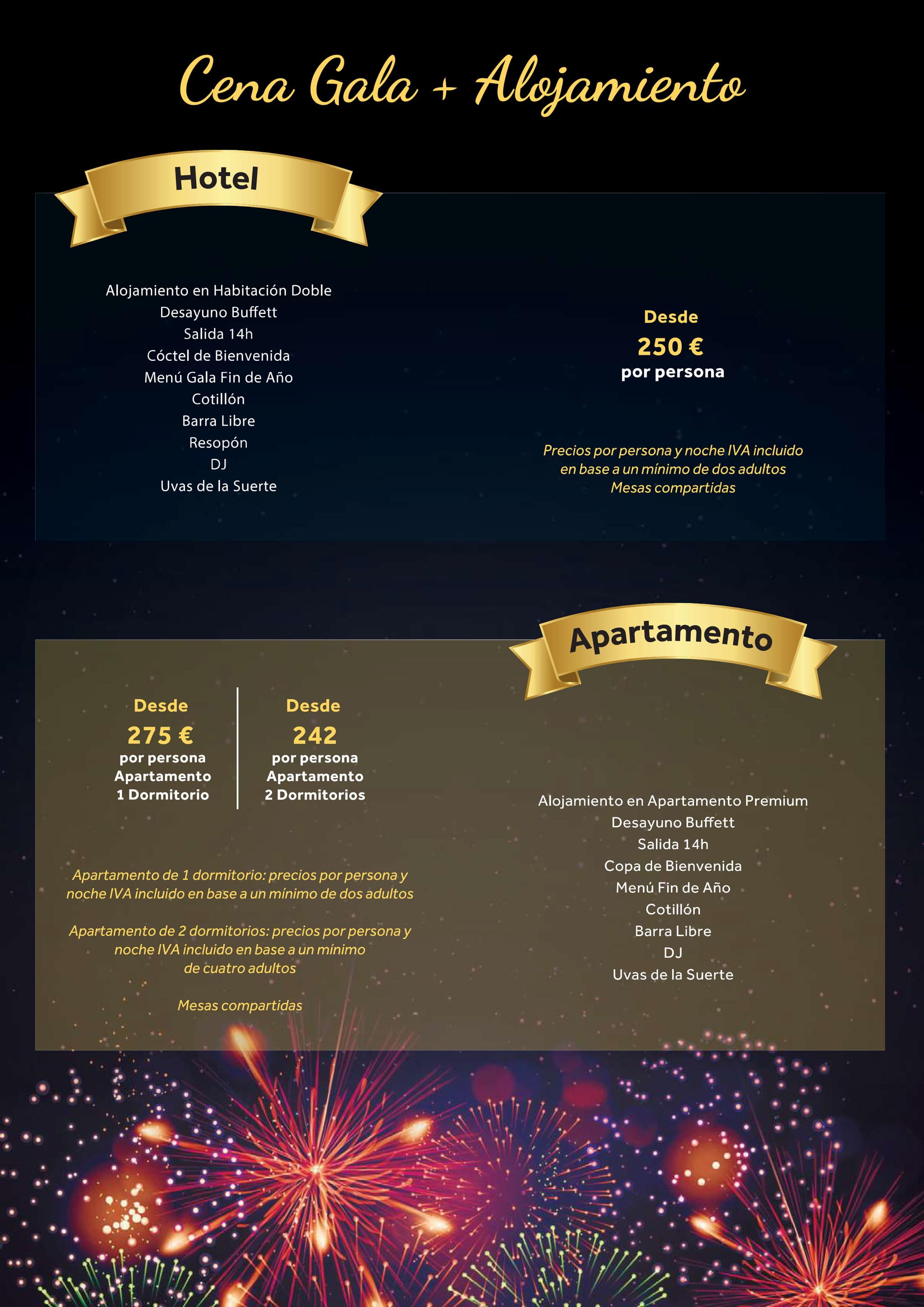 Unterkunftspaket Gala für Erwachsene - Hotel Dénia Marriott La Sella Golf Resort & Spa