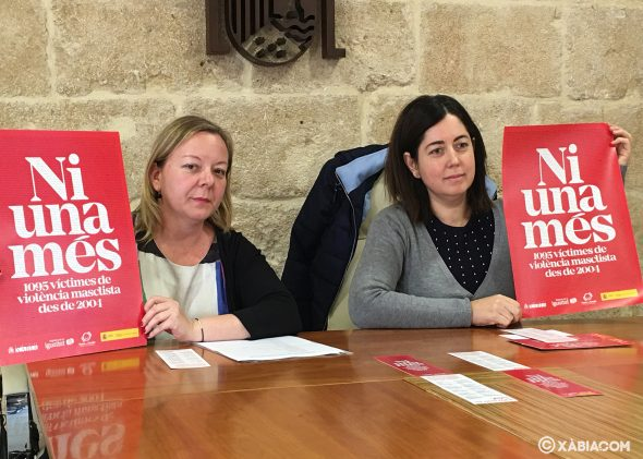 Image: Presentation of the campaign of activities on the occasion of the 25N