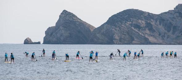 Imagen: Regata de Paddle Surf