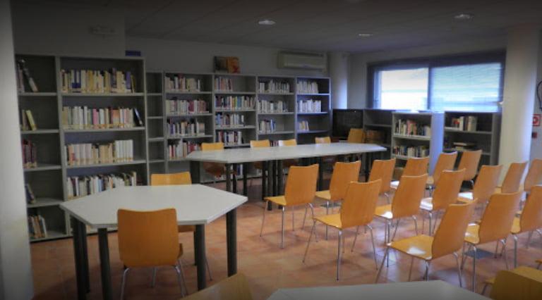 Kamer van de bibliotheek van El Poble Nou de Benitatxell