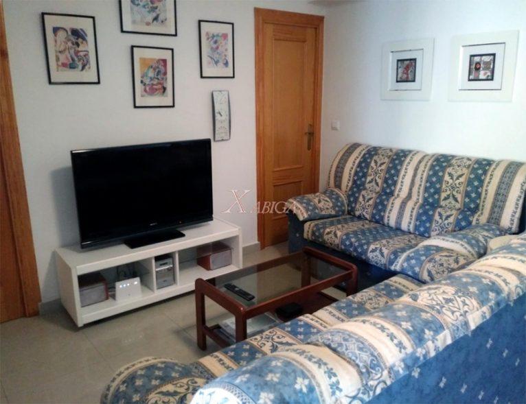 Sala Apartamento Renovado Puerto - Xabiga Inmobiliaria
