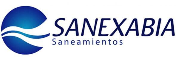 Imatge: Logotip Sanexabia Sanejaments