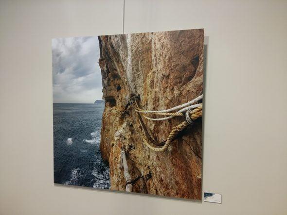 Imagen: Una de las imágenes de la exposición 'Nits de Tinta'