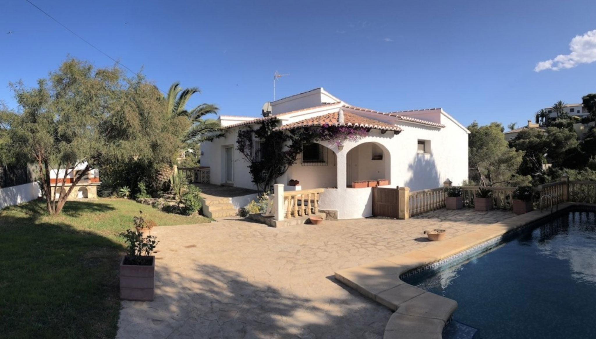 Vila en venda a la zona Ambolo de Xàbia - Terramar Costa Blanca