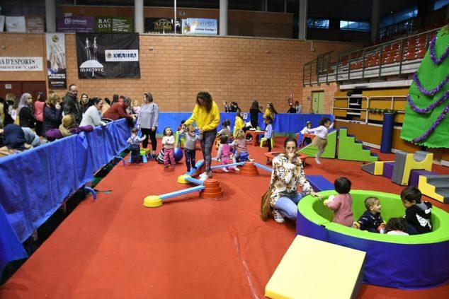 Imagen: Actividades para todas las edades en el Nadal Jove Esportiu
