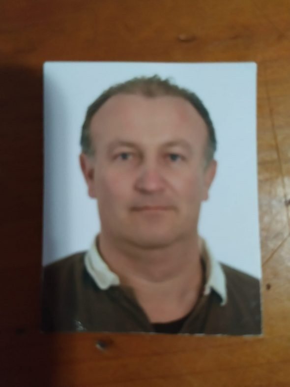 Imagen: Antonio, desaparecido en Xàbia