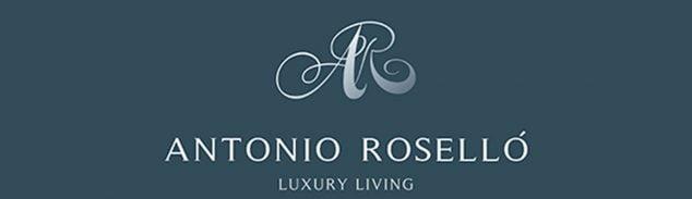 Imagen: Logotipo AR Luxury Living