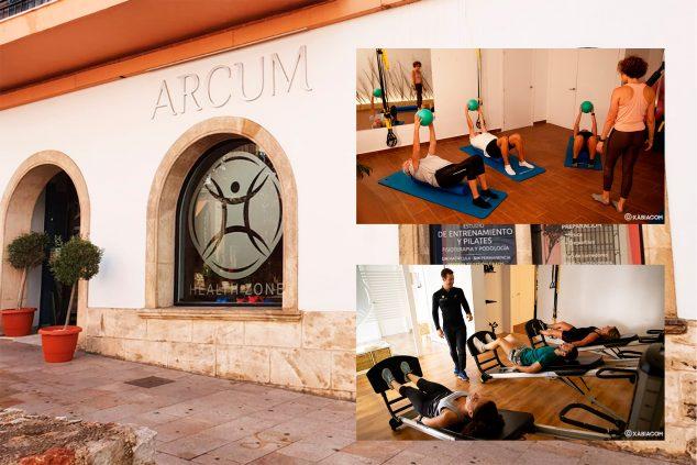 Imagen: Mega Cesta de Navidad 2019 Jávea.com - Arcum Health Zone - Una semana de entrenamiento