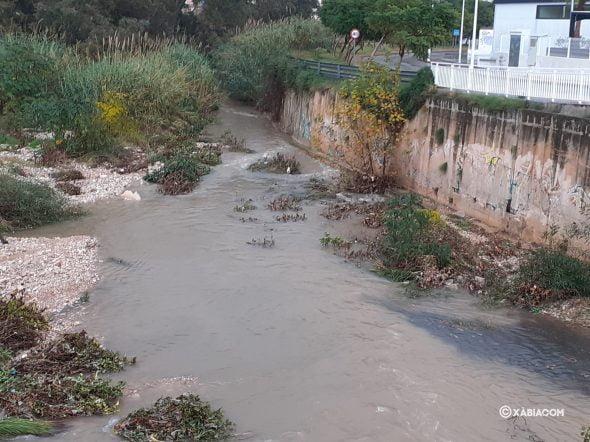 Imagen: Cauce del río Gorgos