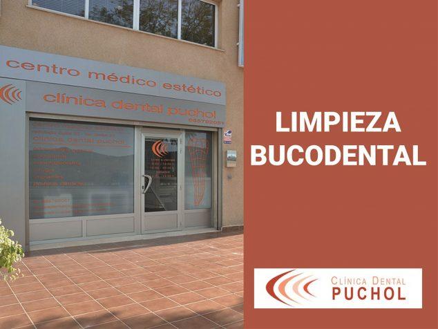 Imagen: Mega Cesta de Navidad 2019 - Clínica Dental Puchol - Una limpieza bucodental