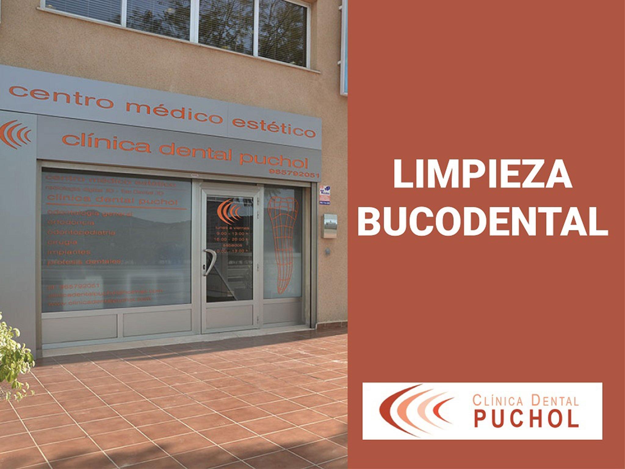 Clínica Dental Puchol – Bono de limpieza bucodental