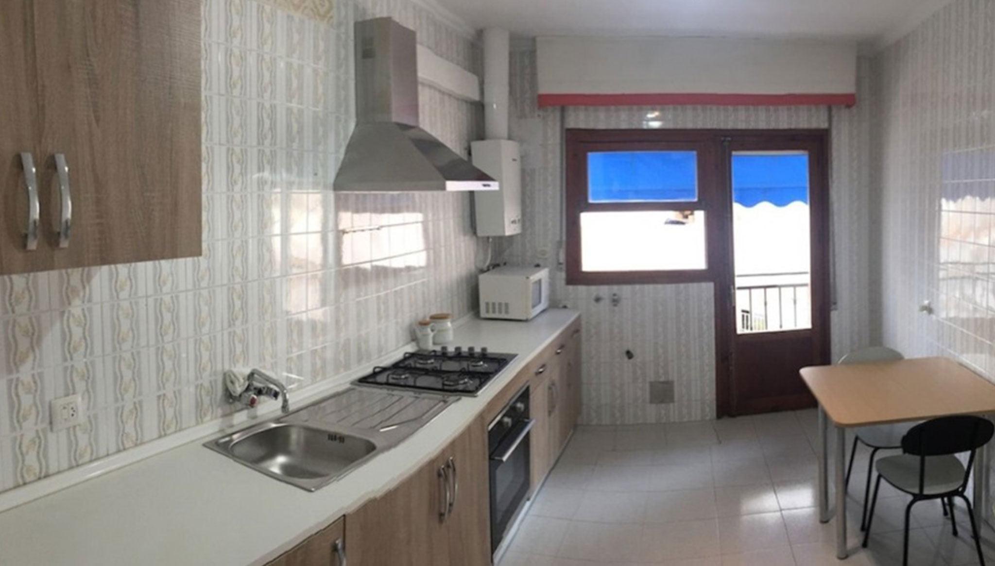 Cocina de una casa en venta en Jávea – Terramar Costa Blanca