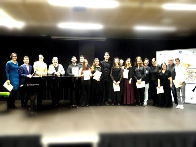 Imatge: Concert de clausura de les classes magistrals de cant