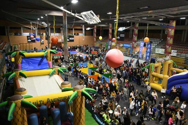 Imagen: Decenas de actividades en el Nadal Jove Esportiu