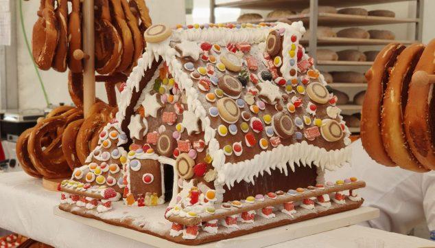 Imagen: Dulces típicos austríacos, maravillosa casa de chocolate - Austriaco Café Wien