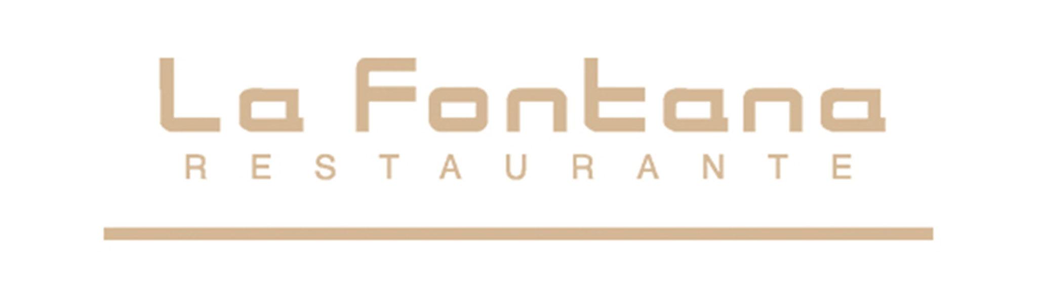 Logotipo Restaurante La Fontana