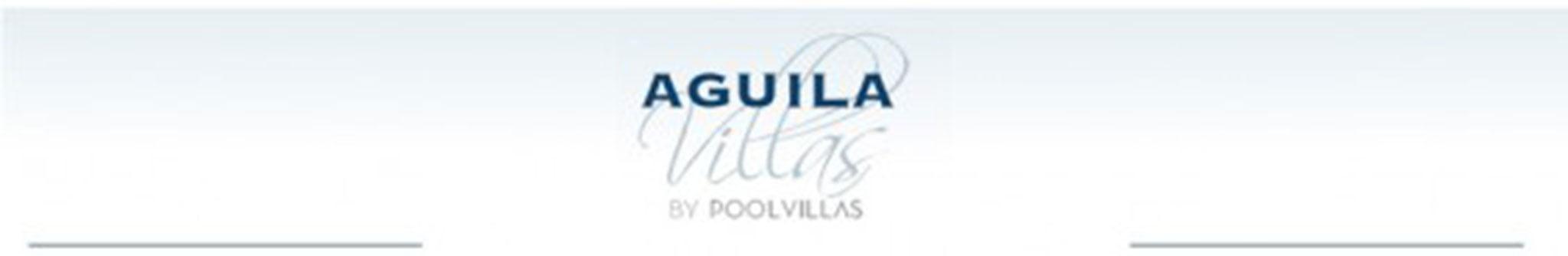 Logotipo Aguila Rent a Villa