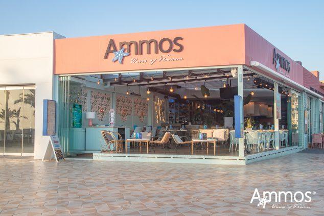 Imagen: Mega Cesta de Navidad de 2019 - Restaurante Ammos - Una comida para dos personas