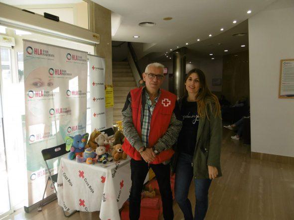 Afbeelding: Goede resultaten van het solidariteitsinitiatief van HLA San Carlos en Rode Kruis Dénia