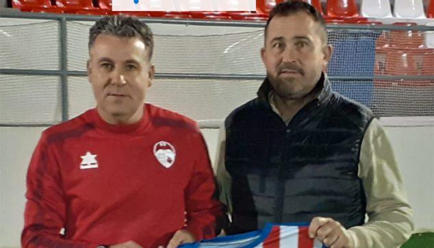 Imagen: Roberto Granero con David Tiscar