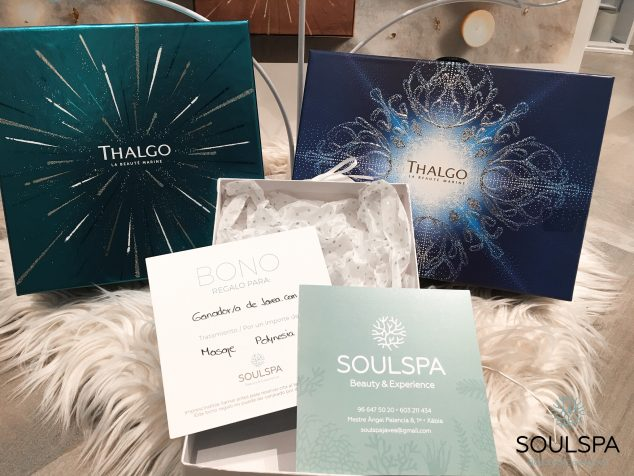 Imagen: Mega Cesta de Navidad 2019 - Soulspa Beauty & Experience - Bono regalo con masaje Polynesia