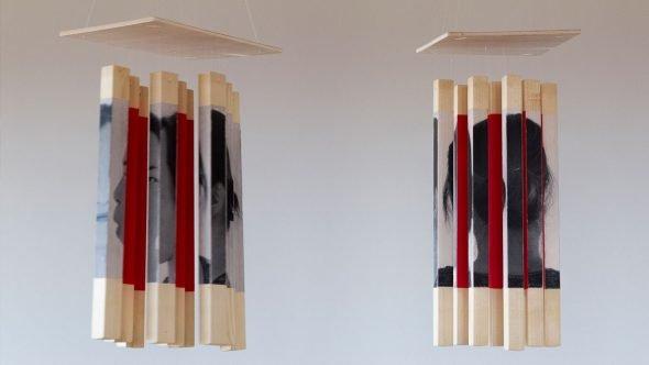 Imatge: Una de les exposicions d'Ulls Rojos