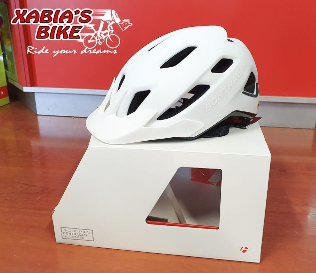 Imagen: Mega Cesta de Navidad de Jávea.com 2019 - Xabia's Bike - Casco valorado en 110 euros