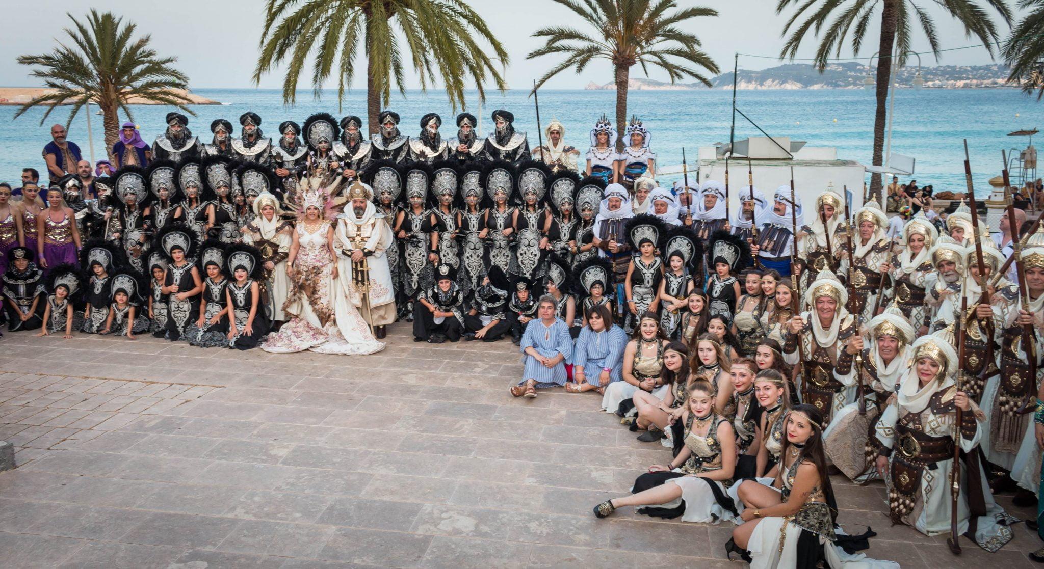 Capitanía Filà Almoradins 2019
