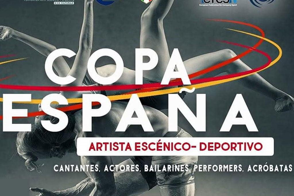 Copa de España en la que compite la Dance Academy by Miguel Ángel Bolo – Centro Deportivo Dénia