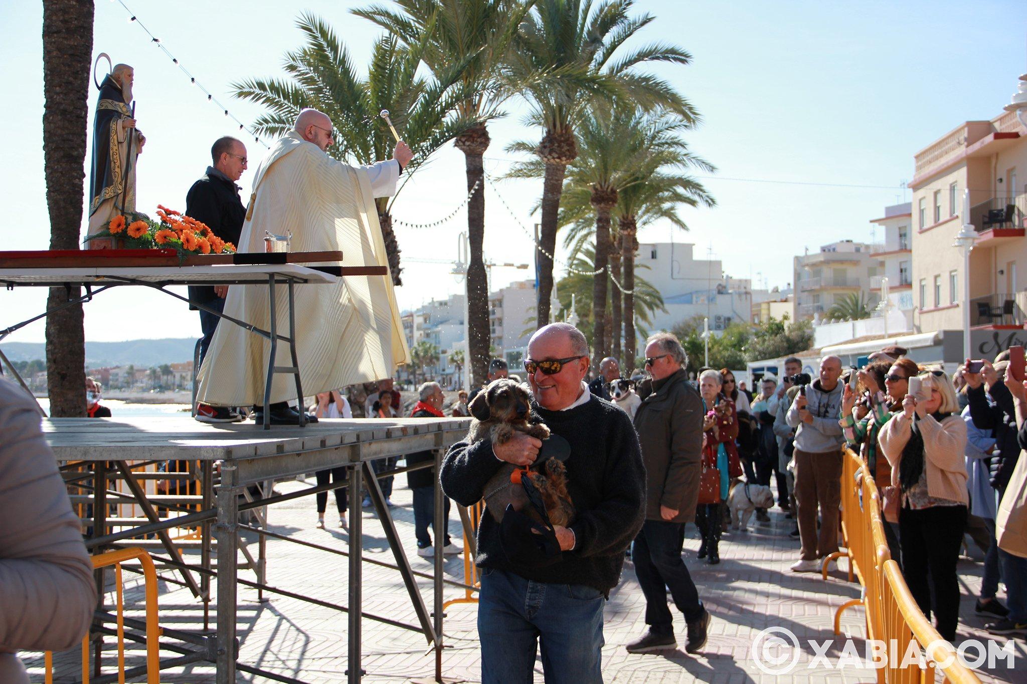 Dia de Sant Antoni. Benedicció d'animals en Duanes de la Mar (10)