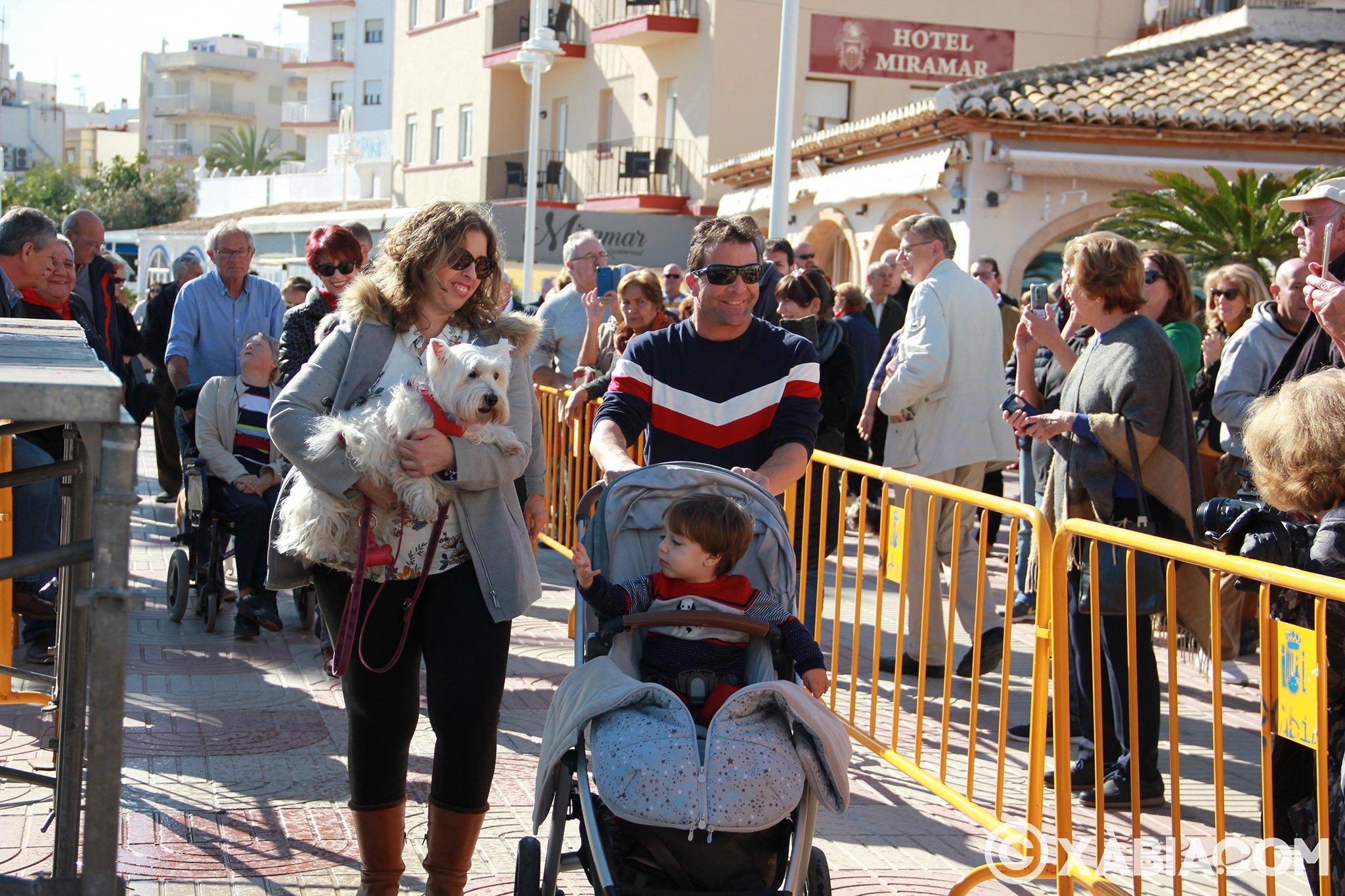 Dia de Sant Antoni. Benedicció d'animals en Duanes de la Mar (20)